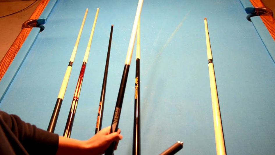 buy quality pool cues online